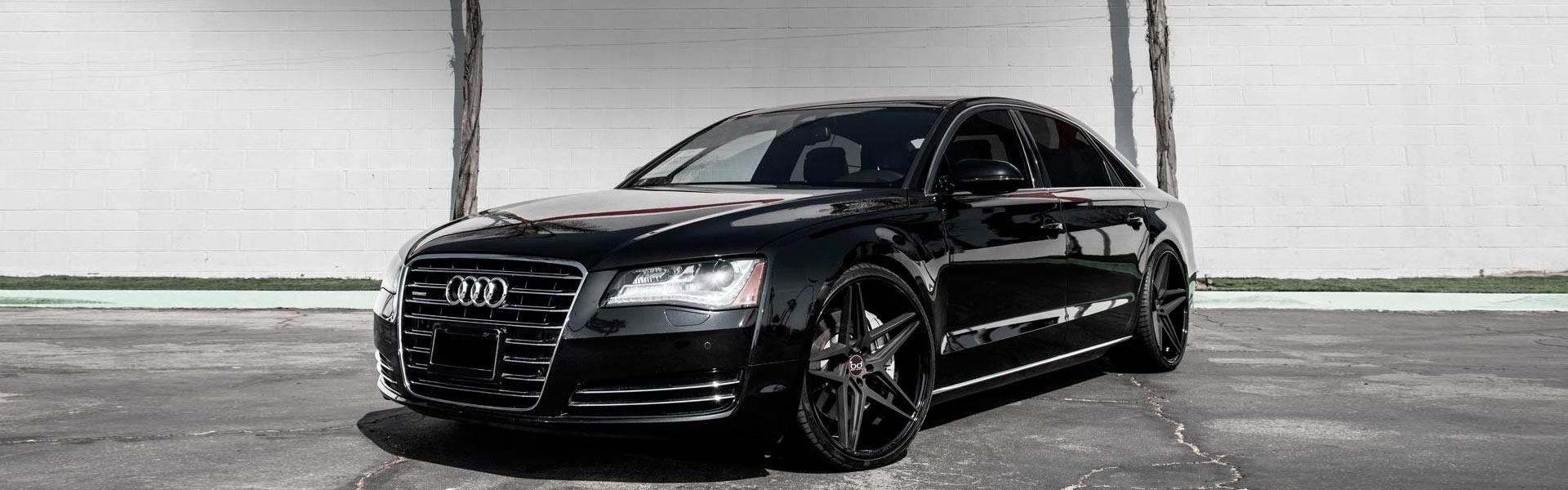 Запчасти на Audi A8