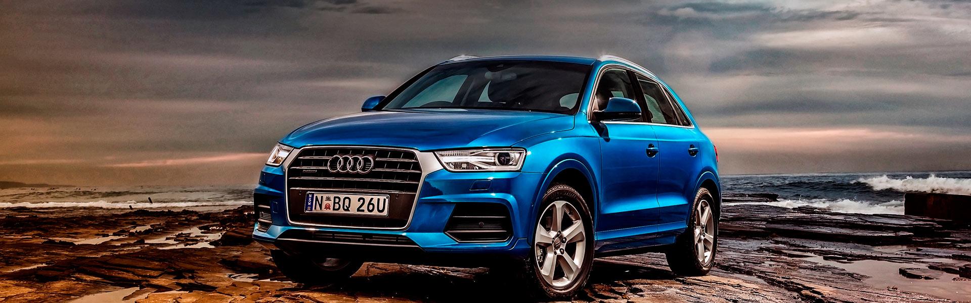 Сайлентблок на Audi Q3